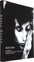 Music Memorabilia:Autographs and Signed Items, Bob Dylan Early Dylan Limited Edition (Genesis, 1999)....