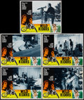"Movie Posters:Exploitation, Wild Riders & Other Lot (Crown International, 1971). Lobby Cards (10) (11"" X 14""). Exploitation.. ... (Total: 10 Items)"