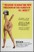 """Movie Posters:Comedy, MASH (20th Century Fox, 1970). One Sheet (27"""" X 41""""). Comedy.. ..."""