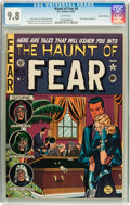 Golden Age (1938-1955):Horror, Haunt of Fear #6 Gaines File pedigree 9/11 (EC, 1951) CGC NM/MT 9.8White pages....