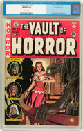 Golden Age (1938-1955):Horror, Vault of Horror #23 Gaines File pedigree 9/12 (EC, 1952) CGC NM/MT9.8 Off-white pages....