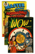Golden Age (1938-1955):Miscellaneous, Comic Books - Assorted Golden Age Comics Canadian Editions Group (Various, 1940s).... (Total: 10 Comic Books)