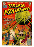 Golden Age (1938-1955):Science Fiction, Strange Adventures #6 (DC, 1951) Condition: FN/VF....