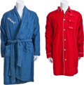 Movie/TV Memorabilia:Costumes, Two Pieces of Sleepwear, 1970s.... (Total: 2 Items)