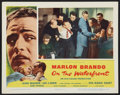 "Movie Posters:Academy Award Winners, On the Waterfront (Columbia, 1954). Lobby Card (11"" X 14""). AcademyAward Winners.. ..."