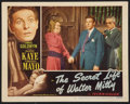 """Movie Posters:Comedy, The Secret Life of Walter Mitty (RKO, 1947). Lobby Card (11"""" X 14""""). Comedy.. ..."""