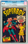 Silver Age (1956-1969):Superhero, Superboy #131 Savannah pedigree (DC, 1966) CGC NM 9.4 Off-white to white pages....