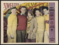 """Sweetie (Paramount, 1929). Lobby Card (11"""" X 14""""). Musical"""