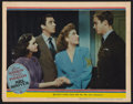 "Movie Posters:Drama, Mrs. Miniver (MGM, 1942). Lobby Card (11"" X 14""). Drama.. ..."