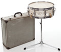 Musical Instruments:Drums & Percussion, 1960's Camco Snare White Mots Drum Set ...