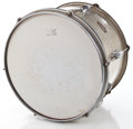 Musical Instruments:Drums & Percussion, 1966 Slingerland Tom Tom Silver Sparkle Drum Set #236855...