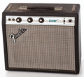 Musical Instruments:Amplifiers, PA, & Effects, 1970's Fender Champ Silverface Guitar Amplifier #B 61880...