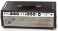 Musical Instruments:Amplifiers, PA, & Effects, 1970's Fender Bassman 70 Silver Face Amplifier Head #074838...
