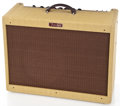 Musical Instruments:Amplifiers, PA, & Effects, Recent Fender Blues Deluxe Reissue Tweed Bass Guitar Amplifier #B-425574...