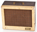 Musical Instruments:Amplifiers, PA, & Effects, 1963 Kay 703 Two-Tone Guitar Amplifier #137352...