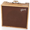 Musical Instruments:Amplifiers, PA, & Effects, 1960 Gibson Vanguard Tweed Guitar Amplifier #86858...