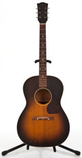 Musical Instruments:Acoustic Guitars, 1950 Gibson LG-1 Sunburst Acoustic Guitar #3643 13...
