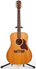 Musical Instruments:Acoustic Guitars, 1997 Gibson 6-String CL-30 Deluxe Natural Acoustic Guitar#92737022...