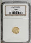 Coins of Hawaii: , 1883 $1 Hawaii Dollar--Cleaned--ANACS. MS60 Details. NGC Census: (2/66). PCGS Population (4/63). Mintage: 500,000. (#1099...