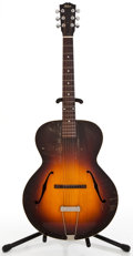 Musical Instruments:Acoustic Guitars, 1940 Gibson L48 Sunburst Archtop Acoustic Guitar #FG-2134...