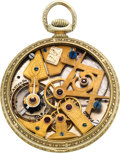 Timepieces:Pocket (post 1900), Dudley Model No. 2 Masonic Pocket Watch, circa 1930. ...