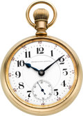 Timepieces:Pocket (post 1900), Waltham 21 Jewel Model 92 Pennsylvania Special, circa 1902. ...