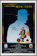 "Movie Posters:Comedy, Being There (United Artists, 1980). One Sheet (27"" X 41"") Style B.Comedy.. ..."