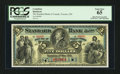 Canadian Currency: , Toronto, ON- Standard Bank of Canada $5 May 1, 1891 Ch. 695-14-02S....