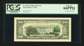 Error Notes:Third Printing on Reverse, Fr. 2076-E $20 1988A Federal Reserve Note. PCGS Gem New 66PPQ.. ...