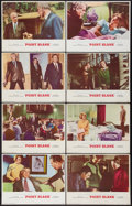 "Movie Posters:Crime, Point Blank (MGM, 1967). Lobby Card Set of 8 (One Card Autographed)(11"" X 14""). Crime.. ... (Total: 8 Items)"