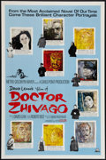 "Movie Posters:Drama, Doctor Zhivago (MGM, 1965). One Sheet (27"" X 41"") Style C. Drama....."
