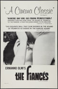 "Movie Posters:Drama, The Fiancés and Other Lot (Janus Films, 1964). One Sheets (2) (27"" X 41""). Drama. ... (Total: 2 Items)"