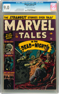 Golden Age (1938-1955):Horror, Marvel Tales #106 (Atlas, 1952) CGC VF/NM 9.0 Off-white to whitepages....