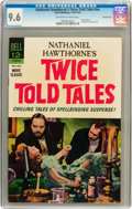 Silver Age (1956-1969):Horror, Movie Classics: Twice Told Tales Pacific Coast pedigree (Dell,1964) CGC NM+ 9.6 Off-white to white pages....