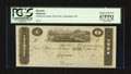 "Obsoletes By State:Ohio, Cincinnati, (OH)- Unknown Issuer ""James Monroe Post Notes"" $1. ..."