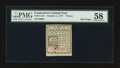 Colonial Notes:Connecticut, Connecticut October 11, 1777 7d PMG Choice About Unc 58.. ...
