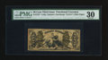 Fractional Currency:Third Issue, Fr. 1357 50¢ Third Issue Justice PMG Very Fine 30.. ...