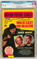 Golden Age (1938-1955):Miscellaneous, Motion Picture Comics #113 Crowley Copy pedigree (Fawcett, 1952) CGC NM+ 9.6 Cream to off-white pages....