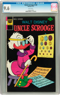Bronze Age (1970-1979):Cartoon Character, Uncle Scrooge #140 (Gold Key, 1977) CGC NM+ 9.6 White pages....