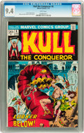 Bronze Age (1970-1979):Miscellaneous, Kull the Conqueror #6 (Marvel, 1973) CGC NM 9.4 White pages....