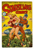 Golden Age (1938-1955):Science Fiction, Startling Comics #53 (Better Publications, 1948) Condition: VG+....