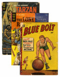 Golden Age (1938-1955):Miscellaneous, Miscellaneous Golden/Silver Age Poor/Fair/Coverless Comics Group (Various Publishers, 1950s-60s).... (Total: 59 Comic Books)