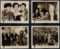 """Movie Posters:Comedy, Road to Utopia (Paramount, 1946). British Front of House Photo Set of 8 (8"""" X 10""""). Comedy.. ... (Total: 8 Items)"""