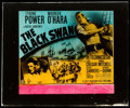 "Movie Posters:Adventure, The Black Swan (20th Century Fox, 1942). Glass Slide (2.5"" X 3"").Adventure.. ..."