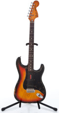 Musical Instruments:Bass Guitars, 1979 Fender Stratocaster Sunburst Electric Guitar #S 927431...