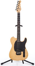 Musical Instruments:Electric Guitars, 1980's G & L ASAT Natural Solid Body Electric Guitar #G020788...