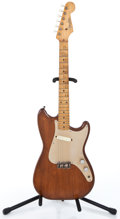 Musical Instruments:Electric Guitars, 1957 Fender Musicmaster Refinished Solid Body Electric Guitar #-17086...