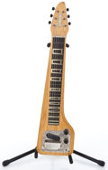 Musical Instruments:Lap Steel Guitars, 1959 Gibson Skylark Korina Lap Steel Guitar #90037...