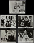 """Movie Posters:Sexploitation, Jayne Mansfield in """"Primitive Love"""" (American Film Distributing,1964). Photos (10) (8"""" X 10""""). Miscellaneous.. ... (Total: 10Items)"""