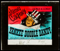 "Movie Posters:Musical, Yankee Doodle Dandy (Warner Brothers, 1942). Glass Slide (2.5"" X 3""). Musical.. ..."
